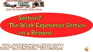 how to write a resume with no job experience resume work experience writing effective work experience on your resume work experience writing effective work experience on your resume