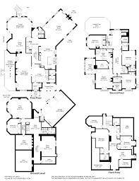 detailed floor plans floor plans 2 el retiro lane irvington ny