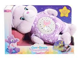 Sweet Light Amazon Com Care Bears Sweet Dreams Magic Night Light Bear Plush