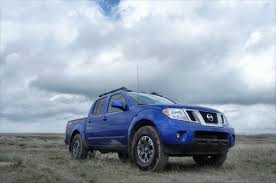 nissan blue truck nissan frontier enters 2016 with more updates torque news