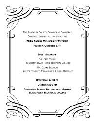 2016 annual meeting invitation jpg randolph county chamber of
