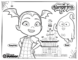 100 disney jr halloween coloring pages 301 disney