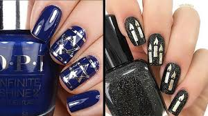 hanukkah nail get fancy with cool hanukkah nails rtm rightthisminute