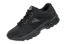 Kitchen Shoes by Trinity 2 Black Unisex Youth Running Ascent Footwear