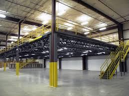 mezzanine systems w e carlson corporation
