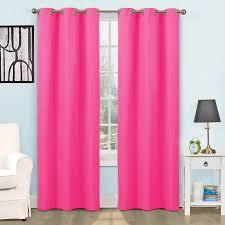 Blackout Purple Curtains Eclipse Dayton Blackout Energy Efficient Curtain Panel Walmart
