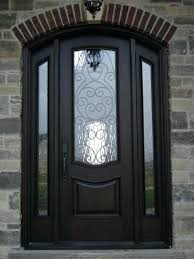 Traditional Exterior Doors Traditional Entrance Doors Front Doors With Sidelights Entry