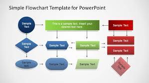 flow chart template powerpoint gora stepupheight co