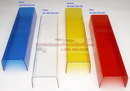 whelen ambulance light bar whelen 4500 series lightbar lenses ambulance parts dot com