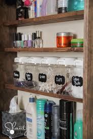 Diy Bathroom Shelving Ideas Diy Bathroom Storage Cabinet Hometalk