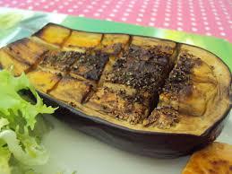 cuisiner des aubergines au four aubergines au four de bons petits plats