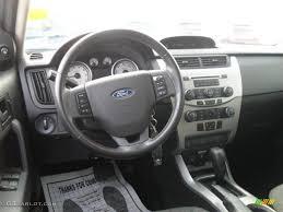 Focus 2008 2008 Ford Focus Se Sedan Charcoal Black Dashboard Photo 67291256