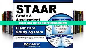 free download staar grade 8 assessment flashcard study system