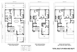 Floor Plans 3000 Square Feet by Central Park 3 Flower Valley In Sohna Sector 33 Gurgaon Project