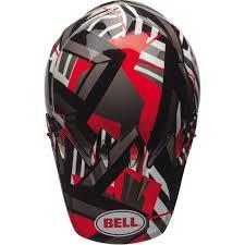 bell motocross helmet bell mx 9 mips tagger double trouble helmet helmets dirt bike