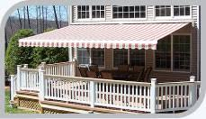 retractable outdoor patio awnings forshaw st louis