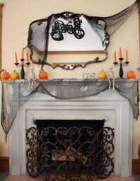 high end halloween decorations luxury halloween mantel decorating ideas 90 on home decor ideas