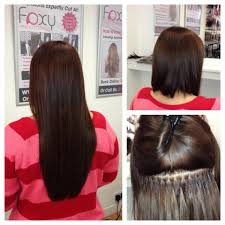 Hair Extensions Long Beach Ca by Full Head Of Pre Bonded Hair Extensions In 16 Inch 245 Call