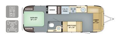 airstream travel trailers land yacht flying cloud basecamp
