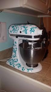 clever crafty cookin u0027 mama kitchenaid makeover vinyl decals