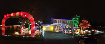 musical holiday light show timer must see christmas light displays in northeast ohio