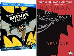 batman year one batman year one animated does justice to the greatest