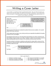 what a cover letter looks like image collections cover letter sample
