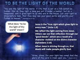 Every Light In The House Is On Lesson 9 For August 30 The Mission Of The Church And Every Church