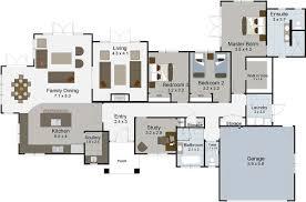 abel tasman 3 bedroom house plan landmark homes builders nz