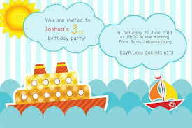 glamorous birthday invitation card design for kids 86 about