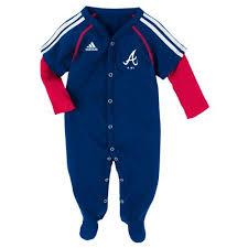 mlb baby clothing atlanta braves u2013 babyfans com u2013 babyfans