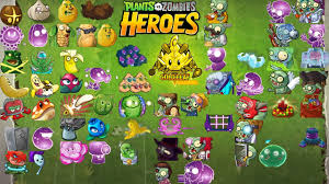 plants vs zombies heroes new cards for new year