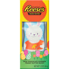 reese s easter bunny hershey is granting our easter candy wishes with this chocolate lineup