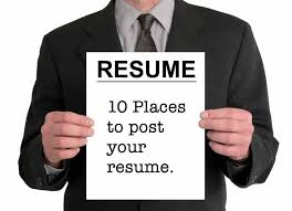 resumes posting the 10 best sites to post your resume online careercloud