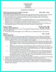 Computer Programmer Job Outlook Computer Programmer Resume Examples To Impress Employers
