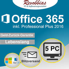 Ebay Microsoft Office by Microsoft Office 365 Inkl Professional Plus 2016 Vollversion