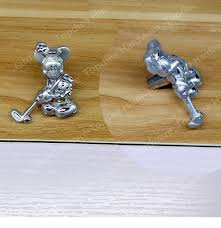 modern kitchen dresser silver minnie play golf cartoon knobs dresser pulls and modern