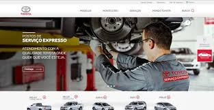 toyota website 99 popular websites built with wordpress you didn u0027t know about