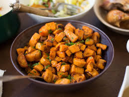 the best roasted sweet potatoes recipe serious eats