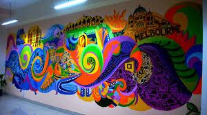 best graffiti markers sketch battle graffiti battle zevenseas wall mural