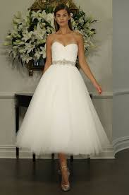 tea length wedding dress 25 utterly gorgeous tea length wedding dresses chic vintage brides