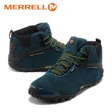 merrell men u0027s winter outdoor sport climbing high top hiking shoes