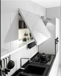 kitchen cabinets no handles interior design