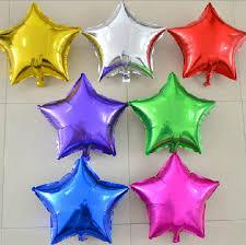 metallic balloons hight quality 50pcs lot shape metallic color 18 inch foil