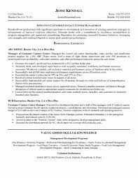 Paramedic Resume Sample by Supervisor Resume Templates Call Center Customer Service Resume