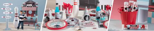 Bowling Party Decorations Bowling Birthday Party Supplies Ideas Decorations Shindigz