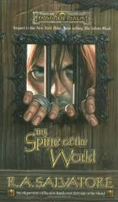 the spine of the world by r a salvatore