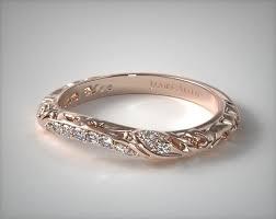 matching wedding bands matching wedding band 14k gold allen 25540r14