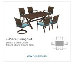 Roth Allen Patio Furniture by Shop The Atworth Patio Collection On Lowes Com
