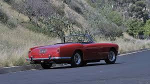 ferrari classic convertible 1961 ferrari 250 series ii cabriolet s181 monterey 2014